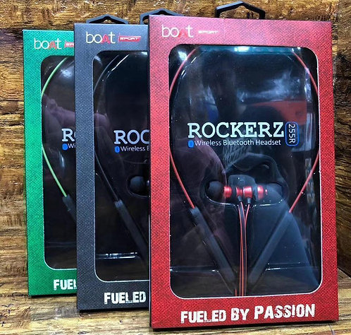 Boat Rockerz 255R Bluetooth earphone