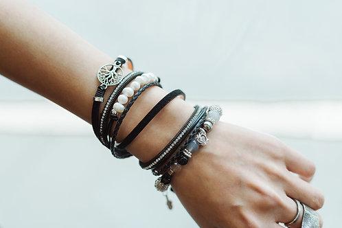 Nirvana Leather Bracelet