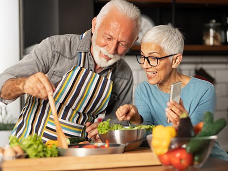 Μπορεί η διατροφή σας να επηρεάζει την κατάσταση του γόνατος και του ισχίου;