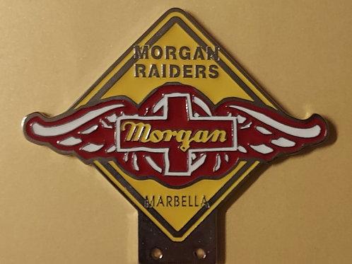 Morgan Raiders Marbella, España