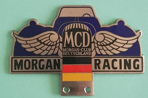 Morgan Club Deutschland, Morgan Racing, blue Morgan