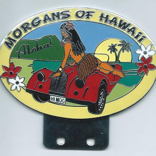 Morgans of Hawaii badge