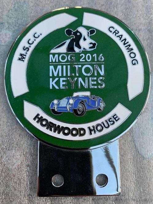 MSCC MOG 2016, Horwood House, Milton Keynes