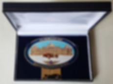 All Morgans' Day 2016 Blenheim badge