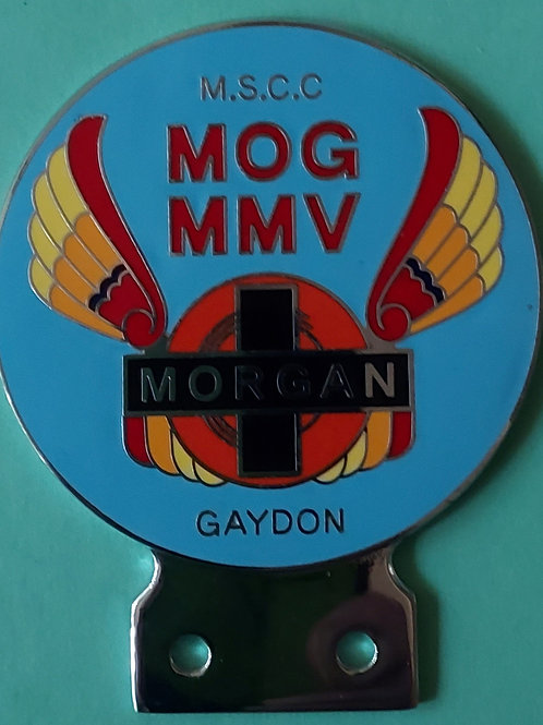 Morgan Sports Car Club, MOG 2005, GAYDON
