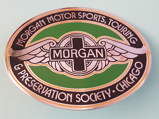 Specialty Morgan Items