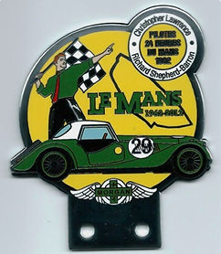 50 Years Morgan Class win Le Mans