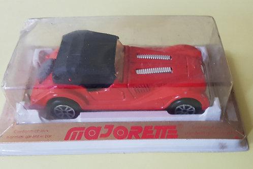 Majorette Morgan in plastic packing, red