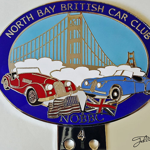 NOBBC Badge, really cheap!