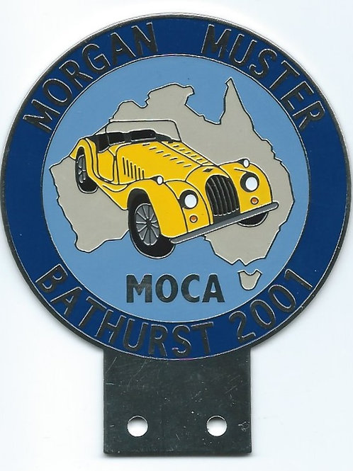Morgan Owners Club Australia, Bathurst 2001