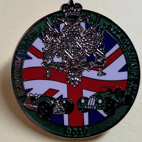All Morgans' Day 2018 pin badge