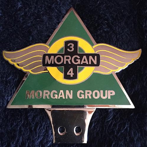 Early Morgan 3/4 Group New York badge