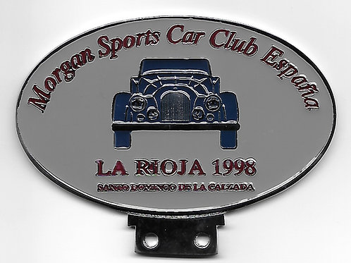 MSCC España, Rioja 1998 badge