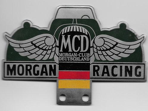 Morgan Club Deutschland - Morgan Racing, Green