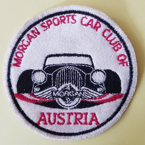 Morgan Sports Car Club Austria patch
