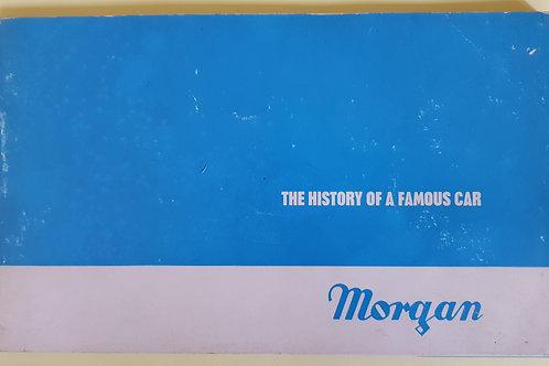 Morgan, the History of a Famous Car, 1965