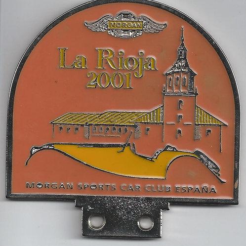MSCC ESPANA, RIOJA 2001