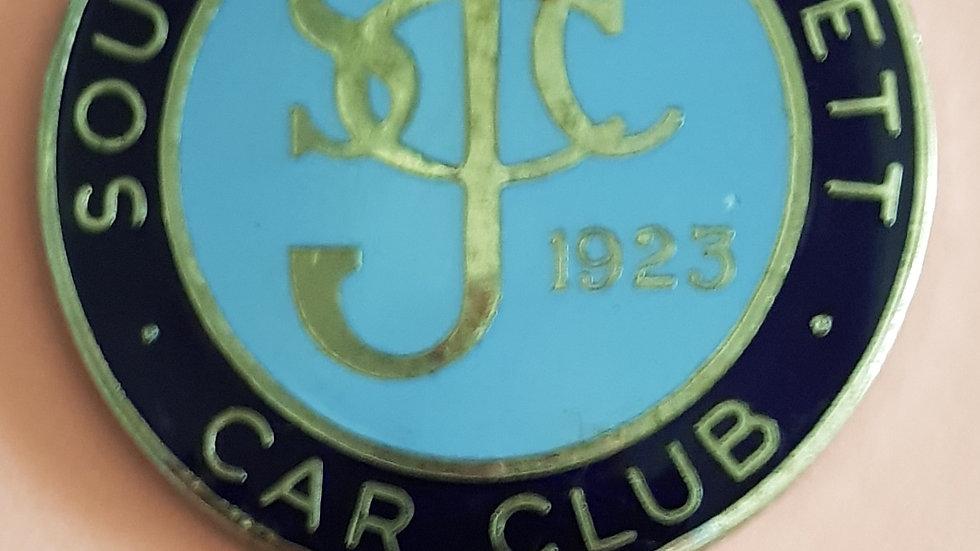 Southern Jowett Car Club badge