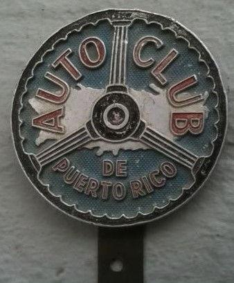 Puerto Rico badge