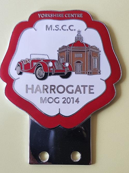 MOG 2014 Harrogate, Red Rim