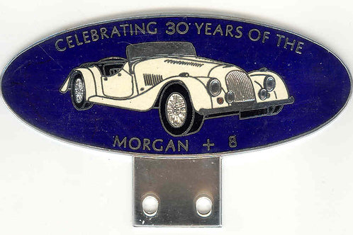 30 YEARS OF THE MORGAN +8