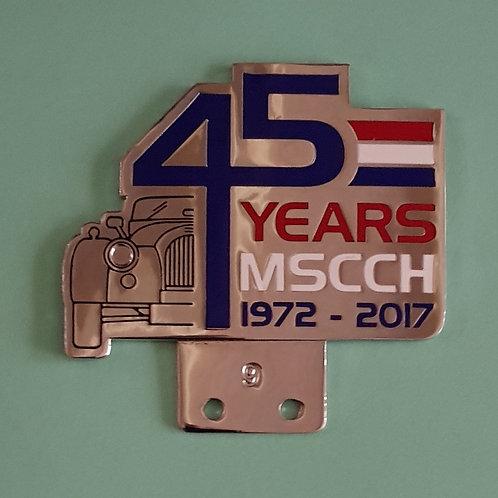 45 Years Morgan Sports Car Club Holland, 1972 - 2017