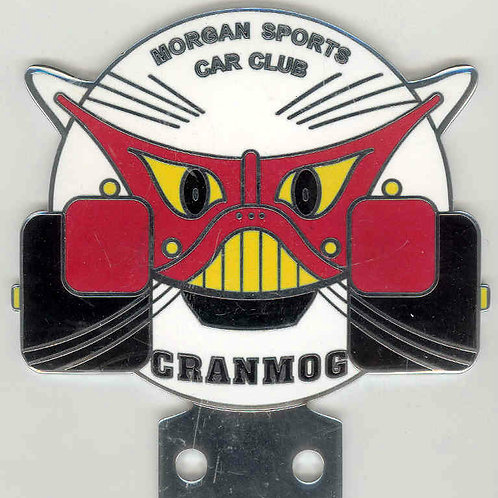 MSCC - CRANMOG BADGE OVAL