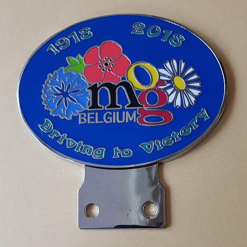 MOG Belgium, Driving to Victory, 1918 - 2018