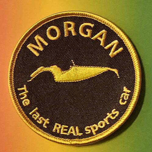 Morgan, REAL sports car patch