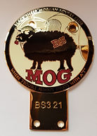 Black Sheep Morgan Lovers badge