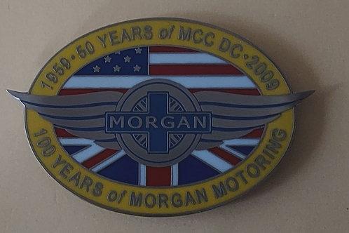 MCCDC 50 Years/ Morgan 100 Years, 2009