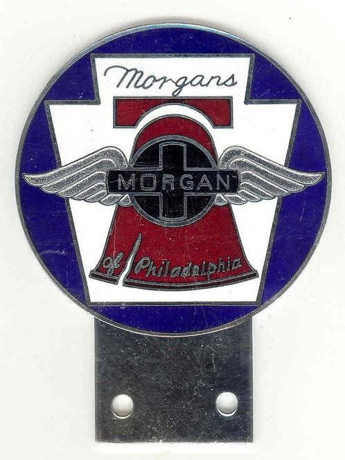 Morgans of Philadelphia Broken Bell badge