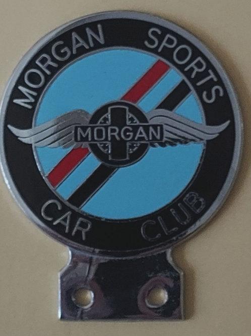Morgan Sports Car Club, 1980s badge