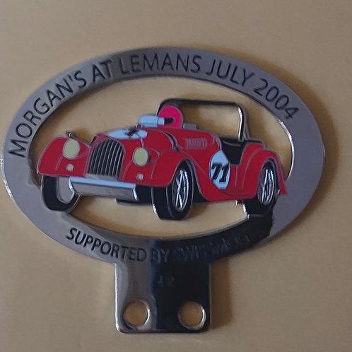 Morgans at Le Mans 2004, SwissMog, XOV 555