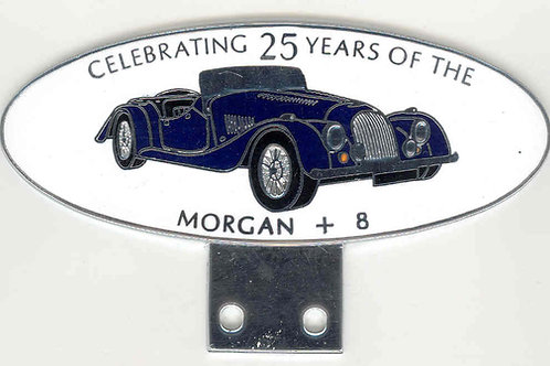 CELEBRATING 25 YEARS OF THE MORGAN +8