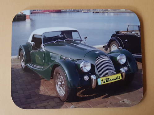 Morgan Le Mans 62 coaster