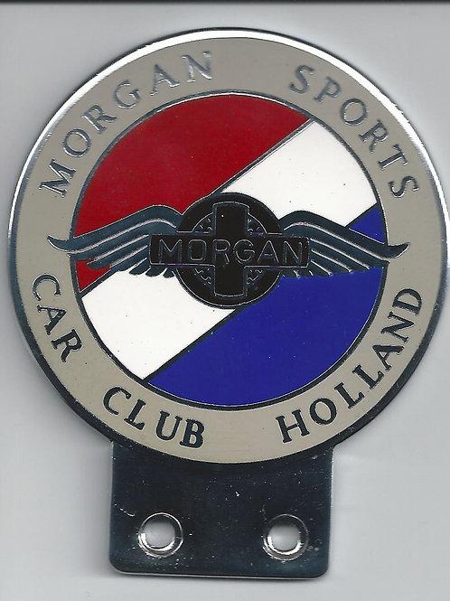 Morgan Sports Car Club Holland, Grey rim