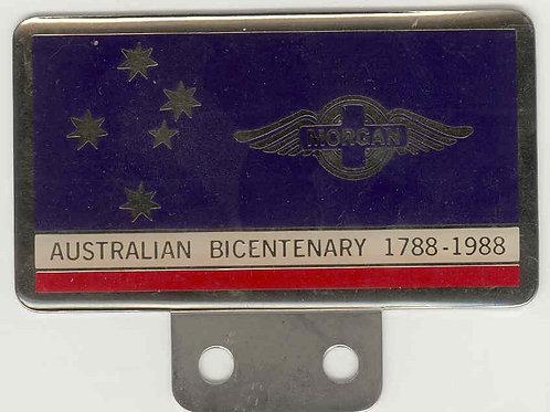 Australian Bicentenary badge, 1988