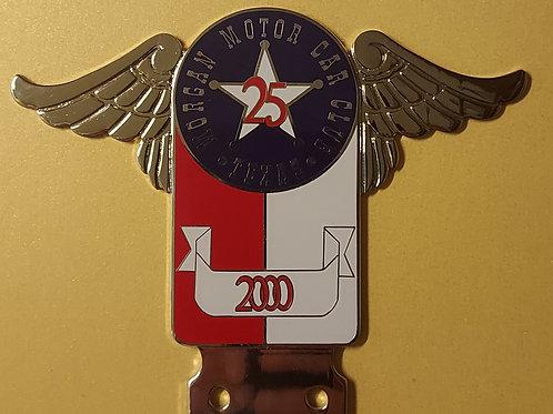 Morgan Motor Car Club Texas 25th anniversary, 2000