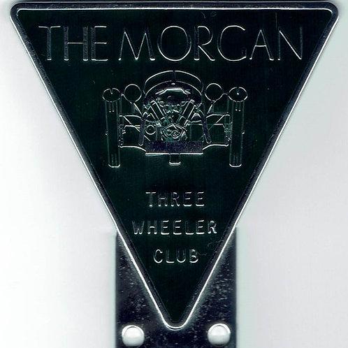 Morgan Three Wheeler Club 1980s badge