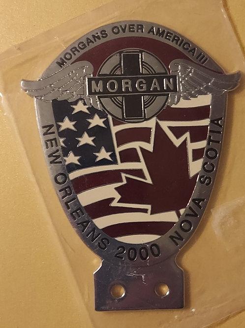 Morgans Over America 2000, New Orleans - Nova Scotia