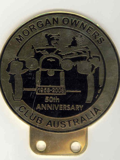 MORGAN OWNERS CLUB AUSTRALIA 50TH ANNIVERSARY