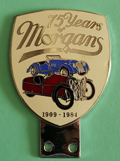 75 Years of MORGANS