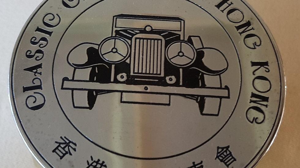 Classic Car Club of Hongkong badge