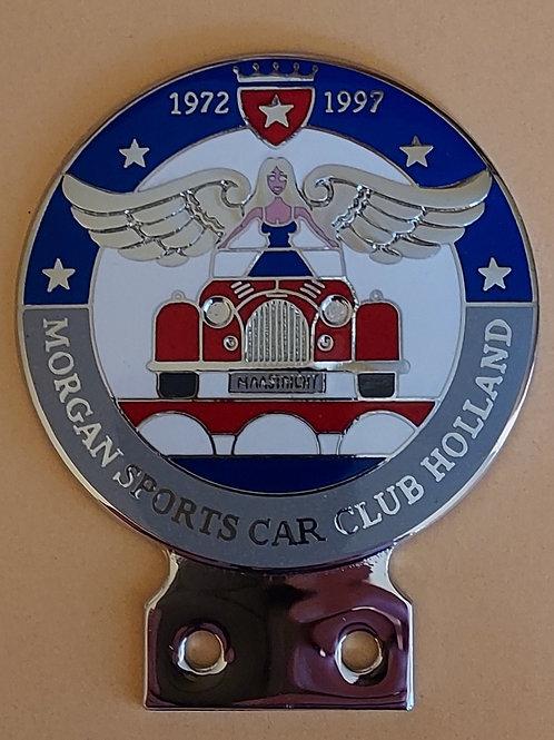 Morgan Sports Car Club Holland 25th Anniversary, Maastricht, 1997