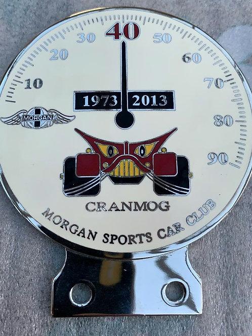 Morgan Sports Car Club CranMog 40 Years, 1973 - 2013