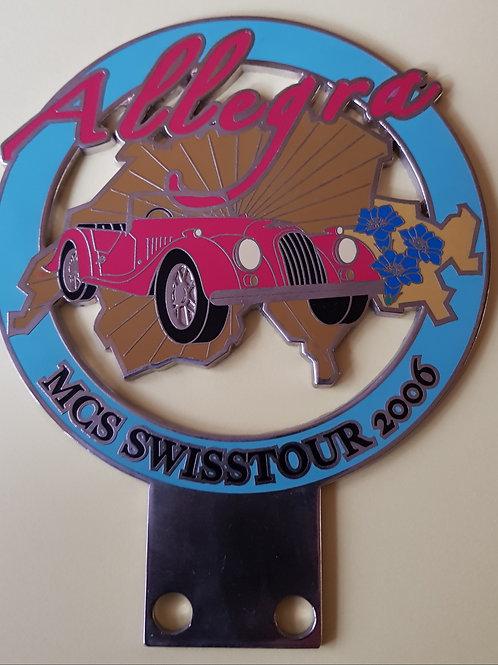 Morgan Club Schweiz, Swisstour 2006