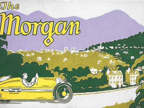 Morgan 3-wheeler notebook