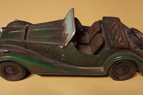 Morgan Plus 4 scale model, resin