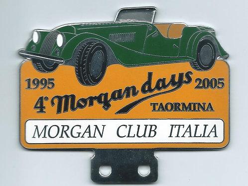 Morgan Club Italia, 4th Morgan Days